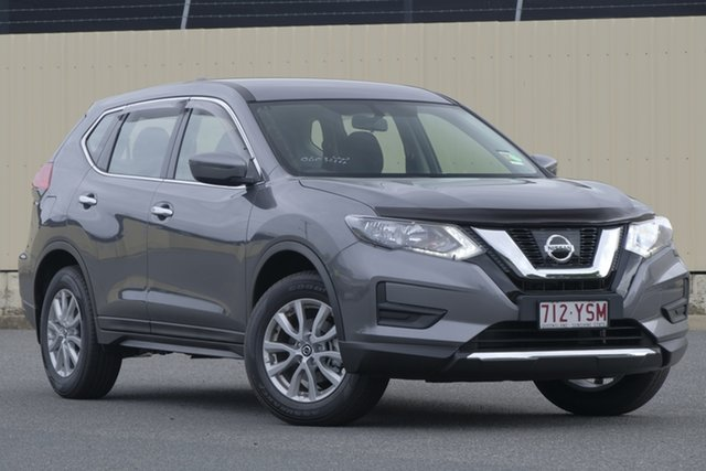 Demo Nissan X-Trail T32 Series II ST X-tronic 2WD, 2018 Nissan X-Trail T32 Series II ST X-tronic 2WD Gun Metallic 7 Speed Constant Variable Wagon
