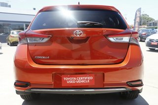 2017 Toyota Corolla ZRE182R MY17 Ascent Sport Orange 7 Speed CVT Auto Sequential Hatchback