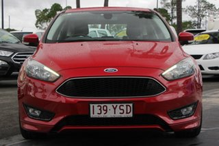 2018 Ford Focus LZ Sport Red 6 Speed Automatic Hatchback