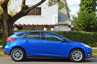 2016 Ford Focus LZ Trend Winning Blue 6 Speed Automatic Hatchback.