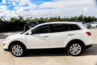 2011 Mazda CX-9 TB10A4 MY12 Luxury Crystal White Pearl 6 Speed Sports Automatic Wagon