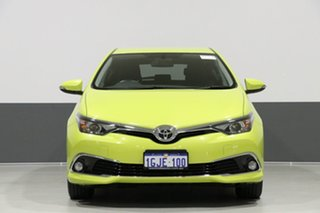 2017 Toyota Corolla ZRE182R MY15 Ascent Sport Green 7 Speed CVT Auto Sequential Hatchback.