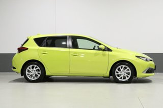 2017 Toyota Corolla ZRE182R MY15 Ascent Sport Green 7 Speed CVT Auto Sequential Hatchback