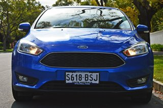 2016 Ford Focus LZ Trend Winning Blue 6 Speed Automatic Hatchback