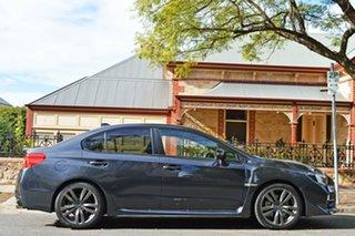 2016 Subaru WRX V1 MY16 Premium Lineartronic AWD Grey 8 Speed Constant Variable Sedan.