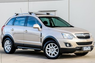 2013 Holden Captiva CG Series II MY12 5 AWD Sandy Beach 6 Speed Sports Automatic Wagon.