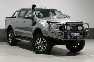 2015 Ford Ranger PX MkII XLT 3.2 (4x4) Aluminium 6 Speed Automatic Dual Cab Utility.