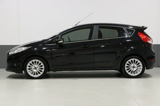 2015 Ford Fiesta WZ Sport Black 5 Speed Manual Hatchback