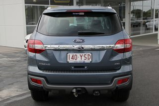 2018 Ford Everest UA II 2019.00MY Trend 4WD Blue 6 Speed Sports Automatic Wagon