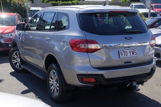 2015 Ford Everest UA Trend 4WD Silver 6 Speed Sports Automatic Wagon.