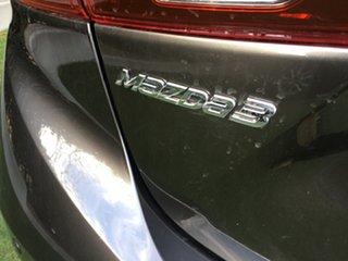 2018 Mazda 3 BN5276 Maxx SKYACTIV-MT Sport Machine Grey 6 Speed Manual Sedan