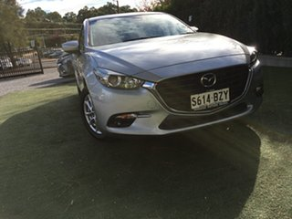 2019 Mazda 3 BN5278 Maxx SKYACTIV-Drive Sport Sonic Silver 6 Speed Sports Automatic Sedan.
