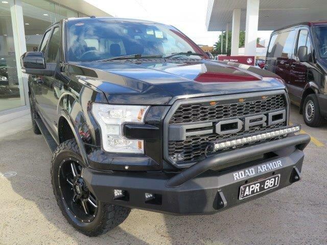 Used Ford F150  , F150 LARIAT V6 DUAL CAB UTE