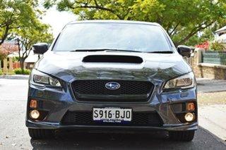2016 Subaru WRX V1 MY16 Premium Lineartronic AWD Grey 8 Speed Constant Variable Sedan