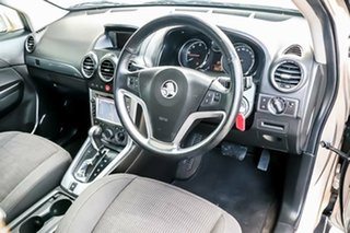 2013 Holden Captiva CG Series II MY12 5 AWD Sandy Beach 6 Speed Sports Automatic Wagon