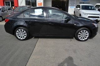 2011 Holden Cruze JH SERIES 2 FWD CDX Black Automated Sedan