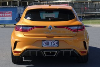 2018 Renault Megane BFB R.S. 280 EDC Orange 6 Speed Sports Automatic Dual Clutch Hatchback