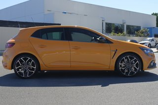 2018 Renault Megane BFB R.S. 280 EDC Orange 6 Speed Sports Automatic Dual Clutch Hatchback.