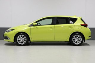 2017 Toyota Corolla ZRE182R MY15 Ascent Sport Yellow 7 Speed CVT Auto Sequential Hatchback