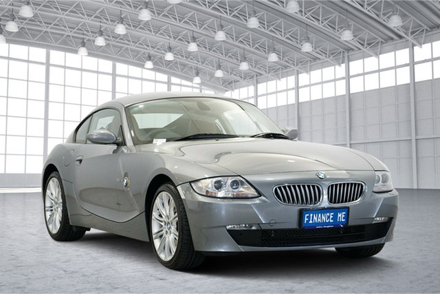 Used BMW Z4 E86 MY07 , 2008 BMW Z4 E86 MY07 Grey 6 Speed Manual Coupe