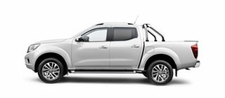 2019 Nissan Navara D23 S3 ST-X White Diamond 7 Speed Sports Automatic Utility