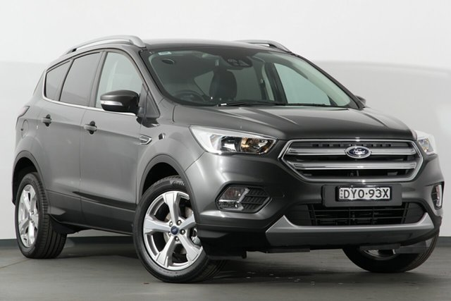 Used Ford Escape ZG 2018.00MY Trend 2WD, 2018 Ford Escape ZG 2018.00MY Trend 2WD Grey 6 Speed Sports Automatic SUV
