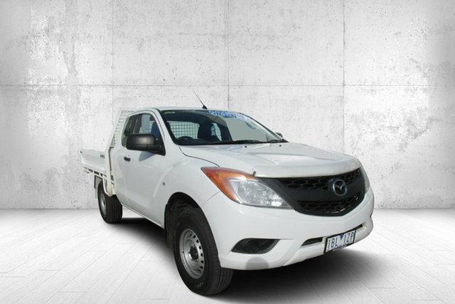 Used Mazda BT-50  XT Freestyle 4x2 Hi-Rider, 2014 Mazda BT-50 XT Hi-Rider XT Freestyle 4x2 Hi-Rider White 6 Speed Manual