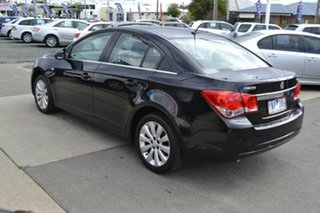 2011 Holden Cruze JH SERIES 2 FWD CDX Black Automated Sedan.