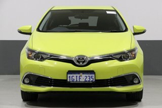 2017 Toyota Corolla ZRE182R MY15 Ascent Sport Yellow 7 Speed CVT Auto Sequential Hatchback.