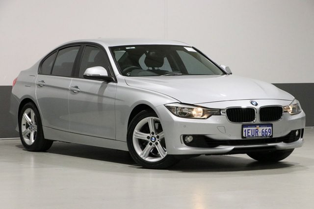 Used BMW 328i F30 , 2012 BMW 328i F30 Silver 8 Speed Automatic Sedan