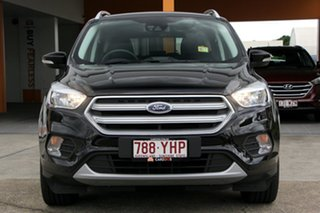 2018 Ford Escape ZG 2018.75MY Trend 2WD Black 6 Speed Sports Automatic Wagon