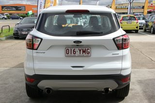2018 Ford Escape ZG 2018.75MY Ambiente 2WD White 6 Speed Sports Automatic Wagon