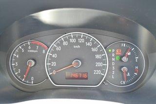 2009 Suzuki SX4 GYB Silver 4 Speed Automatic Hatchback
