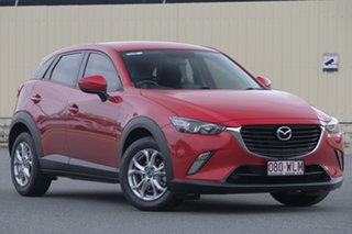 2016 Mazda CX-3 DK2W7A Maxx SKYACTIV-Drive Soul Red 6 Speed Sports Automatic Wagon.