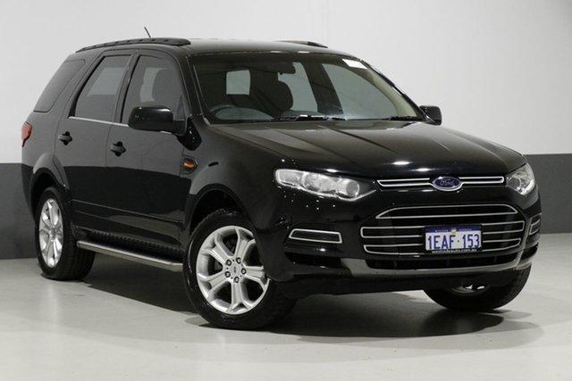 Used Ford Territory SZ TX (RWD), 2012 Ford Territory SZ TX (RWD) Black 6 Speed Automatic Wagon
