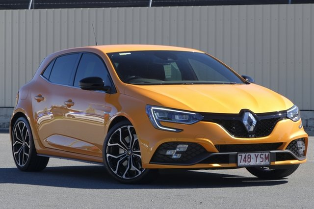 Used Renault Megane BFB R.S. 280 EDC, 2018 Renault Megane BFB R.S. 280 EDC Orange 6 Speed Sports Automatic Dual Clutch Hatchback