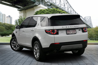 2015 Land Rover Discovery Sport L550 15MY SD4 HSE White 9 Speed Sports Automatic Wagon.