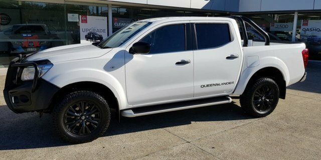 New Nissan Navara D23 S3 SL, 2019 Nissan Navara D23 S3 SL Polar White 7 Speed Sports Automatic Utility