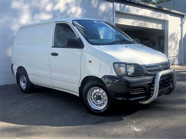 Used Toyota Townace KR42R , 2000 Toyota Townace KR42R White 4 Speed Automatic Van