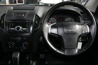 2014 Isuzu D-MAX MY14 SX Crew Cab White 5 Speed Sports Automatic Cab Chassis