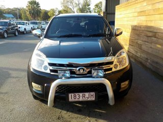 2010 Great Wall X240 CC6460KY Black 5 Speed Manual Wagon.