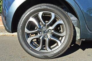 2016 Mazda 2 DJ2HA6 Genki SKYACTIV-MT Grey 6 Speed Manual Hatchback