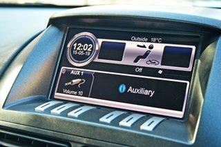 2009 Ford Falcon FG XR8 Ute Super Cab Grey 6 Speed Sports Automatic Utility
