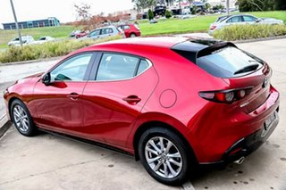 2019 Mazda 3 BP2H7A G20 SKYACTIV-Drive Pure Soul Red Crystal 6 Speed Sports Automatic Hatchback.