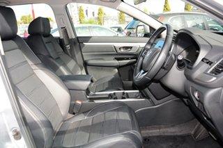 2018 Honda CR-V RW MY18 VTi-L FWD Lunar Silver 1 Speed Constant Variable Wagon