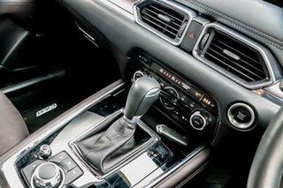 2018 Mazda CX-8 KG4W2A Asaki SKYACTIV-Drive i-ACTIV AWD Snowflake White Pearl 6 Speed
