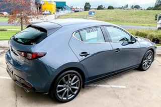 2019 Mazda 3 BP2H76 G20 SKYACTIV-MT Touring Polymetal Grey 6 Speed Manual Hatchback