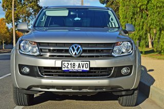 2012 Volkswagen Amarok 2H MY13 TDI420 4Motion Perm Highline Gold 8 Speed Automatic Utility