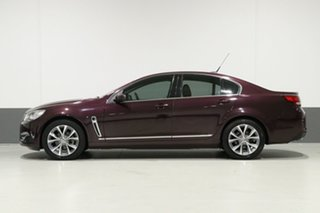 2015 Holden Calais VF MY15 Purple 6 Speed Automatic Sedan