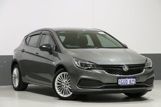 2017 Holden Astra BK MY17 R Grey 6 Speed Automatic Hatchback.